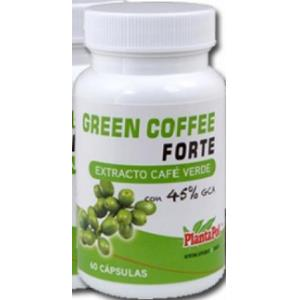 GREEN COFFEE forte (cafe verde) 60cap. de PLANTAPOL