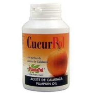 CUCURPOL aceite de calabaza 100perlas de PLANTAPOL