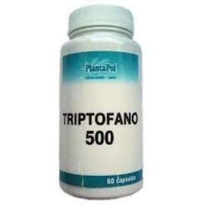 L-TRIPTOFANO 60cap. de PLANTAPOL
