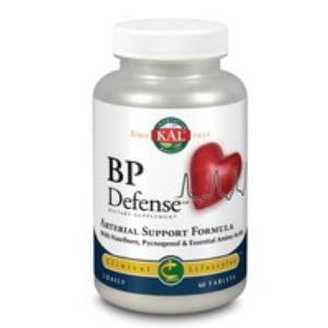 BP DEFENSE 60comp. KAL de SOLARAY
