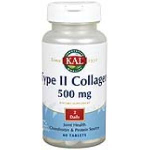 TYPE II COLLAGEN 60comp. de SOLARAY