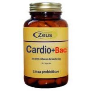 CARDIO BAC 30cap. de ZEUS