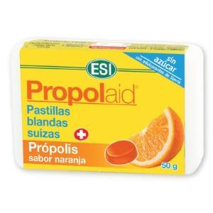 PROPOLAID sabor naranja 50pastillas blandas de TREPATDIET-ESI