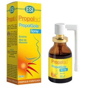 PROPOLGOLA MIEL MANUKA spray oral 20ml. de TREPATDIET-ESI