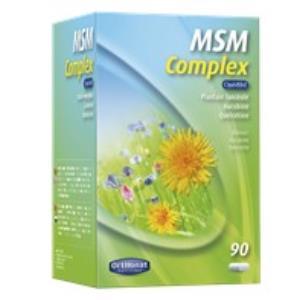 MSM COMPLEX (REACTIVIT) 90cap. ORTHO-NAT de ORTHO-NAT
