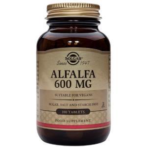 ALFALFA 600mg. 100comp. de SOLGAR