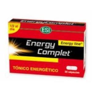ENERGY COMPLET (GINSENG plus) 30cap. de TREPATDIET-ESI