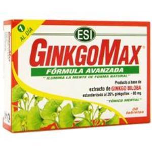GINKGOMAX 30comp. de TREPATDIET-ESI
