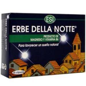 ERBE DELLA NOTTE (HIERBAS DE LA NOCHE) 45cap. de TREPATDIET-ESI
