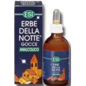 ERBE DELLA NOTTE extr.sin alcohol 50ml. de TREPATDIET-ESI