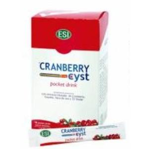 CRANBERRY CYST pocket drink 16sbrs. de TREPATDIET-ESI