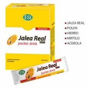 JALEA REAL 1000 16pocket drink de TREPATDIET-ESI
