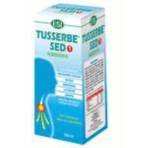 TUSSERBE 1 SED jarabe 180ml. de TREPATDIET-ESI
