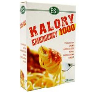 KALORY EMERGENCY 1000 24comp. de TREPATDIET-ESI
