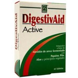DIGESTIVAID ACTIVE 45comp. de TREPATDIET-ESI