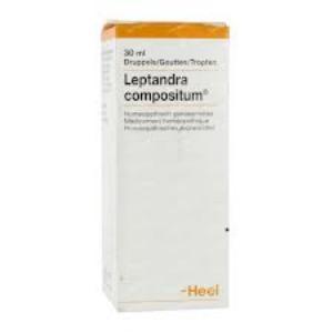 LEPTANDRA COMP. Gotas 30 ml. de HEEL