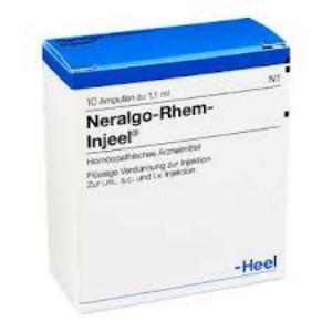 NEURALGO-RHEUM-INJEEL 5 Amp.1,1 de HEEL