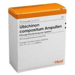 UBICHINON COMPOSITUM 5 Amp. 2,2 de HEEL