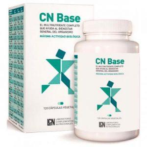 CN base 120 cápsulas de LCN