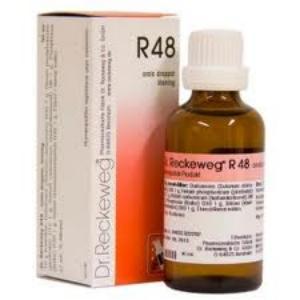 R-48 Dr. Reckeweg 50 ml.PULMOSOL de DR RECKEWEG