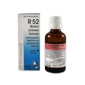 R-52 Dr. Reckeweg 50 ml.VOMISAN de DR RECKEWEG