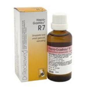 R-7 Dr. Reckeweg 50 ml.HEPAGALEN de DR RECKEWEG